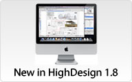 What's New in HighDesign 1.8