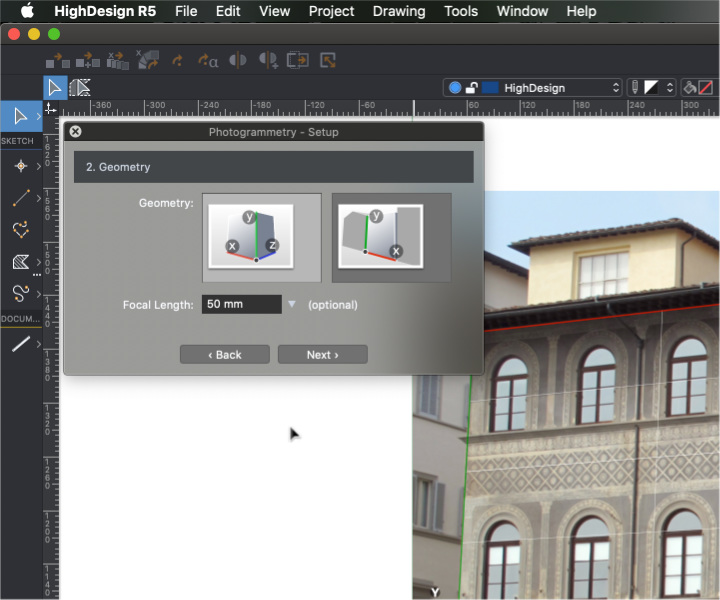 HighDesign Pro Photogrammetry